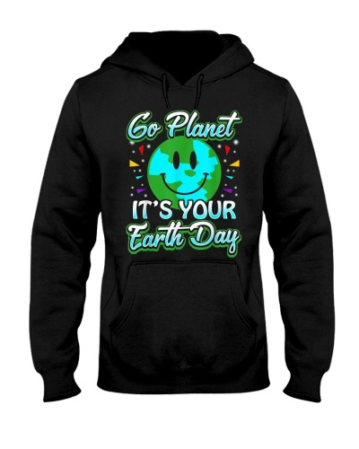 Go Plant Earth It's Your Earth Day