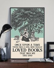 Once Upon A Time There Was A Girl 24x36 Poster lifestyle-poster-2