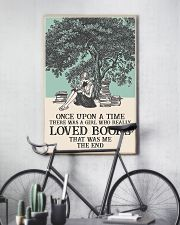 Once Upon A Time There Was A Girl 24x36 Poster lifestyle-poster-7