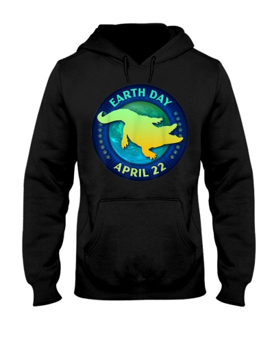 Crocodile Lovers Earth Day
