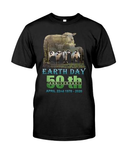 Earth Day Sheep