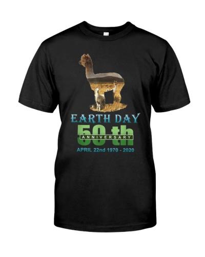 Earth Day Llama