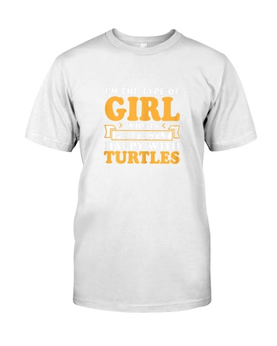 Turtles I'm The Type Of Girl Perfectly Happy