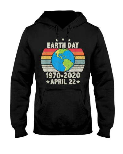 Vintage 50th Earth Day