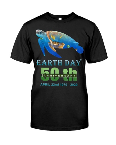 Earth Day Turtle