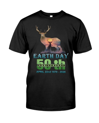 Earth Day Gazelle