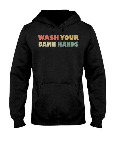 Wash Your Damn Hands 2