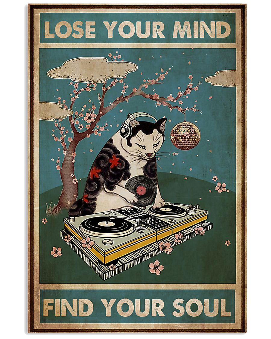 Lose Your Mind Find Your Soul 1 11x17 Poster
