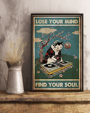 Lose Your Mind Find Your Soul 1 11x17 Poster lifestyle-poster-3