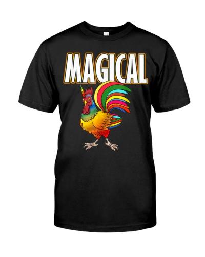 Magical Cock Rainbow