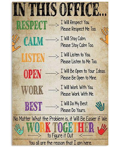 Social Worker We Work Together - 2