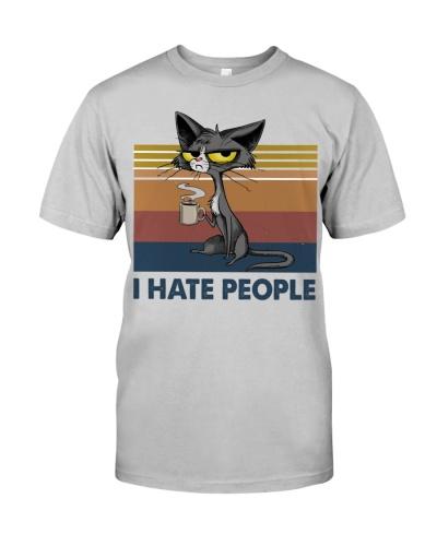 Cat I Hate People