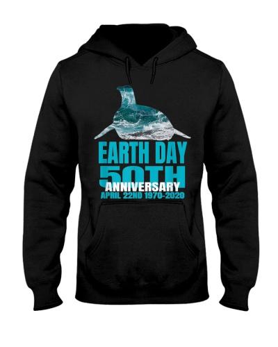 Earth Day 50th Anniversary Penguin