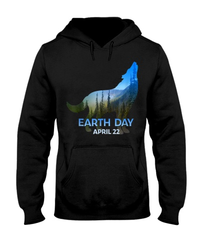 Wolf Lovers Earth Day