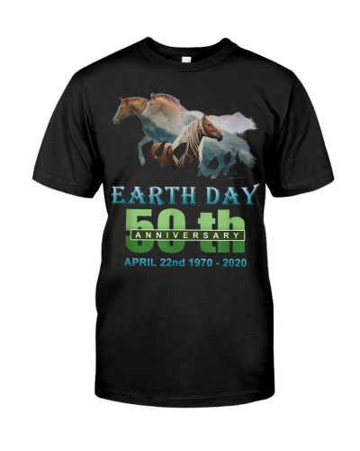 Earth Day Horse