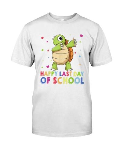 Turtles Happy Last Day Of School