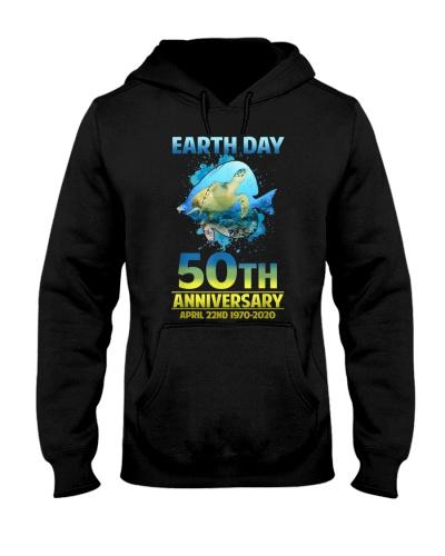 Earth Day Sea Turtle