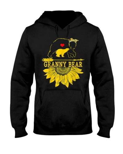 granny Bear Sunflower