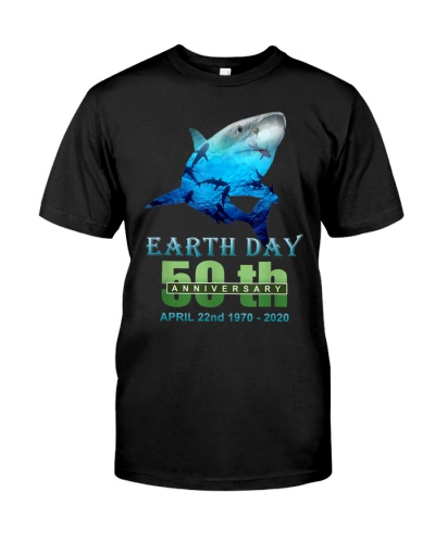 Earth Day Shark