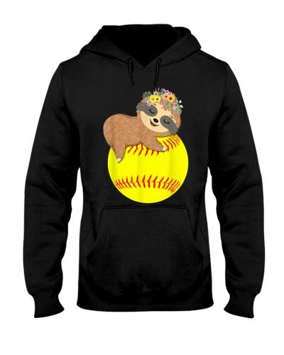 Sloth Riding Softball