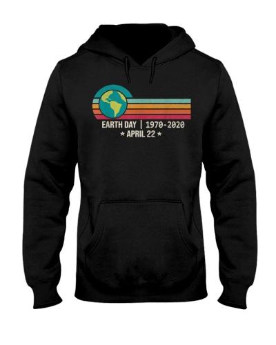 Vintage Happy Earth Day