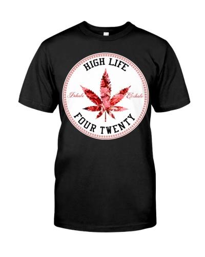 Weed High Life four twenty