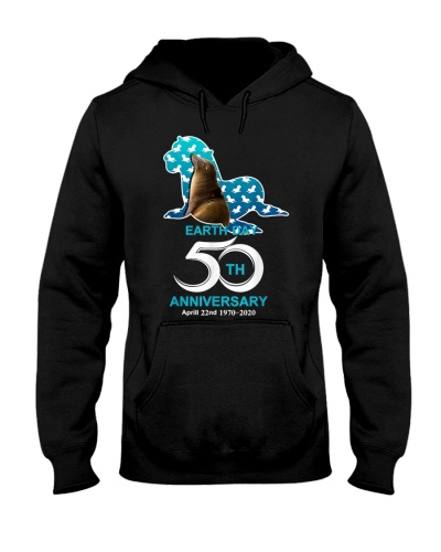 Earth Day 50th Anniversary Seal