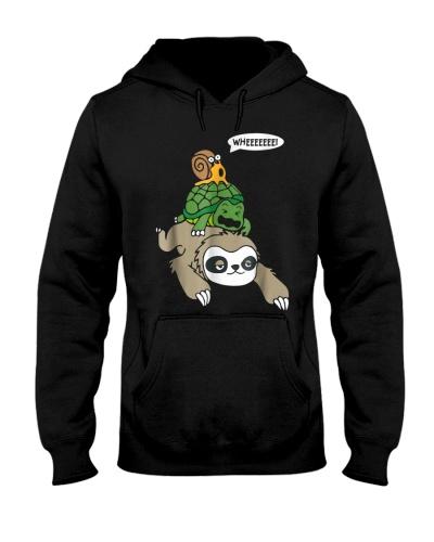 Sloth Turtle Snail  Animal Lover