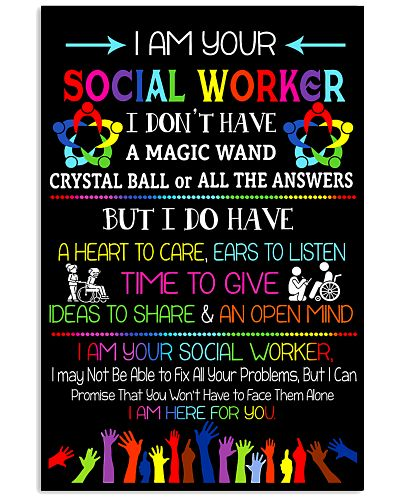 I Am Your Social Worker