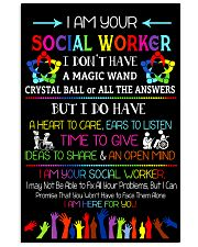 I Am Your Social Worker 11x17 Poster front