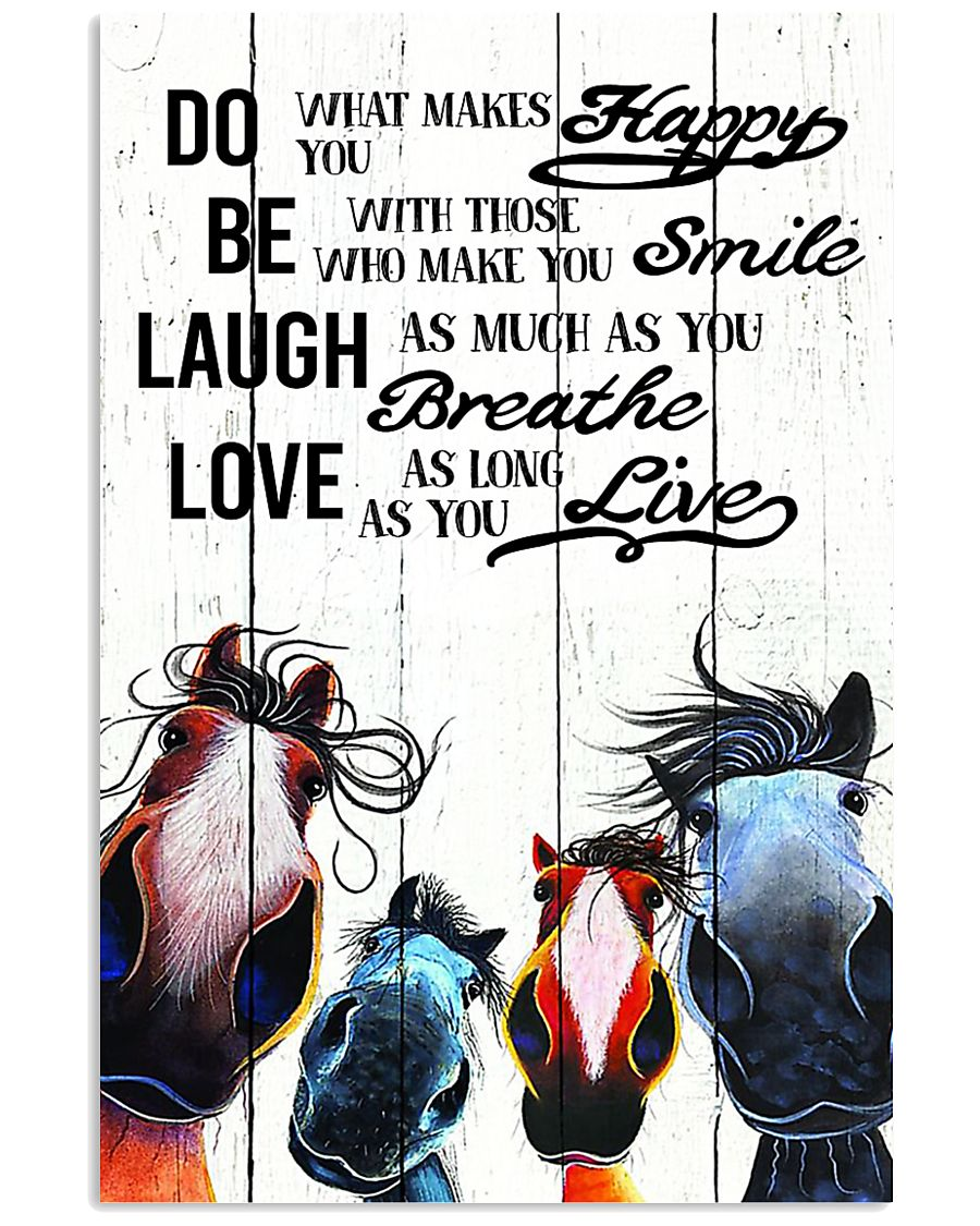Do Be Laugh Love 16x24 Poster