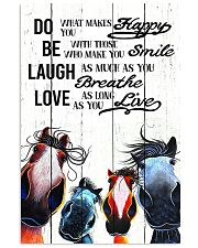 Do Be Laugh Love 16x24 Poster front