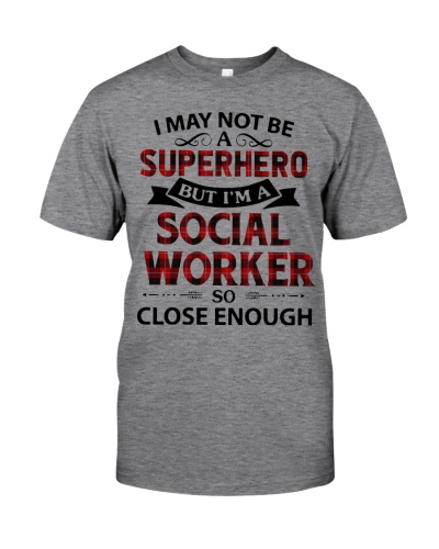 I may not Be a Superhero Social Worker