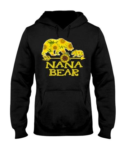 Nana Bear Sunflower