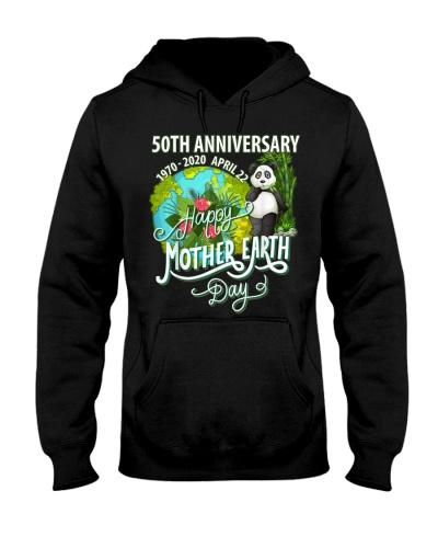 Earth Day Panda Bear Planet