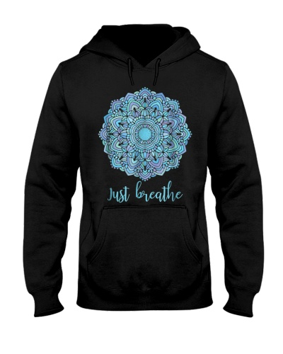 Mandala Just Breathe