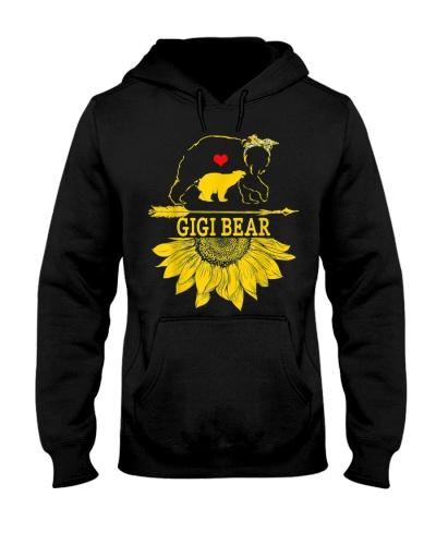 gigi Bear Sunflower