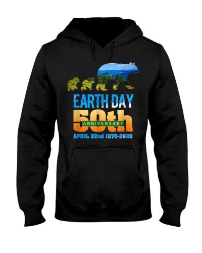 Earth Day Brown Bear