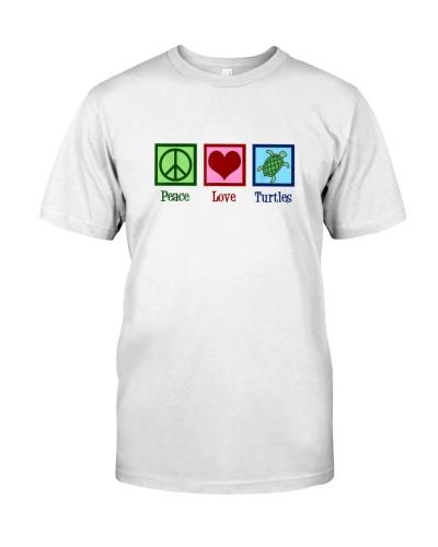 Peace Love Turtles