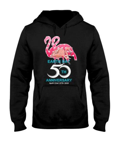 Earth Day 50th Anniversary Flamingo