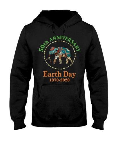 Earth Day Save The Elephants Activist