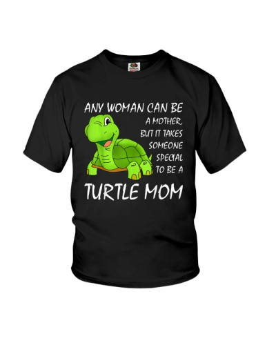 Turtles Any Woman Can Be A Mother