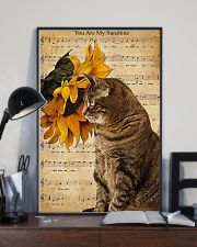 You Are My Sunshine Cat Poster May2520 11x17 Poster lifestyle-poster-2