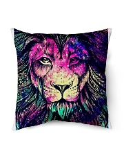 "lion  Indoor Pillow - 16"" x 16"" thumbnail"