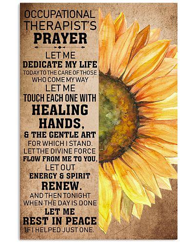 Occupational Therapist's Prayer