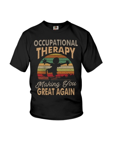 Occupational Therapy Making You Great Again