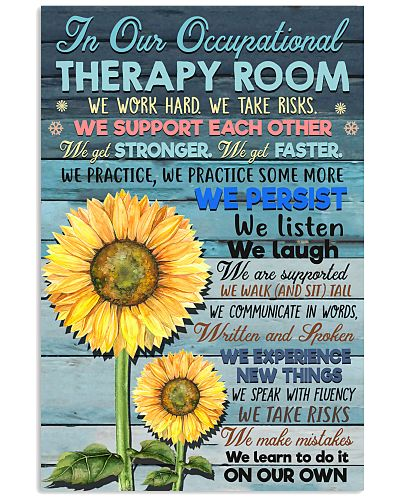 In Our Occupational Therapy Room
