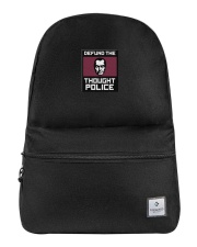 Defund the THOUGHT POLICE Backpack thumbnail