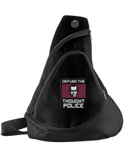 Defund the THOUGHT POLICE Sling Pack thumbnail