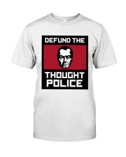 Defund the THOUGHT POLICE Classic T-Shirt thumbnail